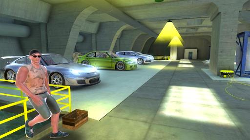 911 gt3 drift simulator screenshot 1