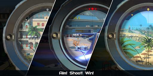 Death Dealers: 3D online sniper game  screenshots 6