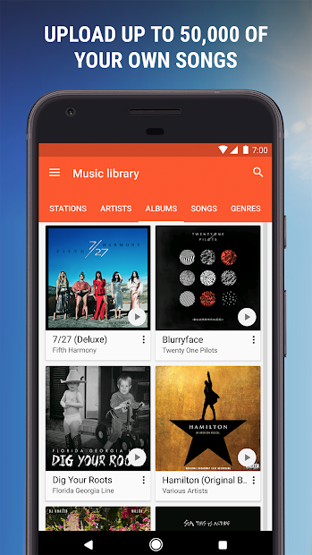 Google Play Music screenshot 4