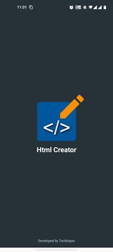 HTML Creator/Tester 4.2 screenshots 1