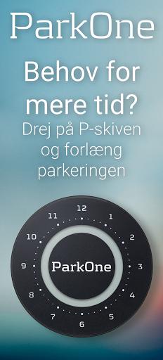 ParkOne - Betal for parkering i hele Danmark 7.3.8 screenshots 1