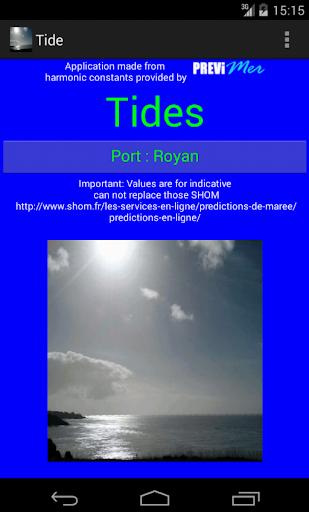 Tide 5.53 Screenshots 1