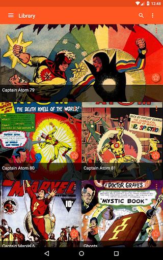 Astonishing Comic Reader  Screenshots 13