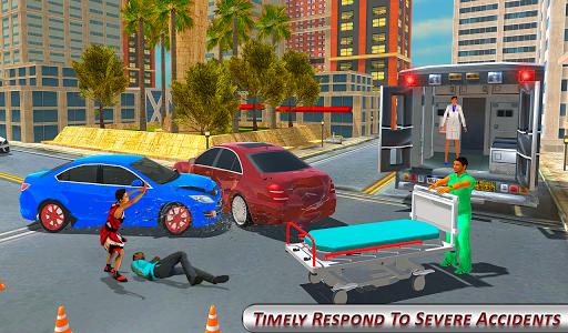 Ambulance Rescue Games 2020 1.15 screenshots 4