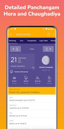 Kundli - Free Horoscope apktram screenshots 3