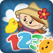 Farm 123 - Learn to count  Icon