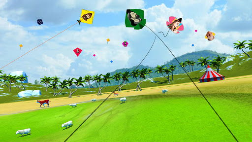 Ertugul Kite Flying Basant Combat 3D screenshots 7
