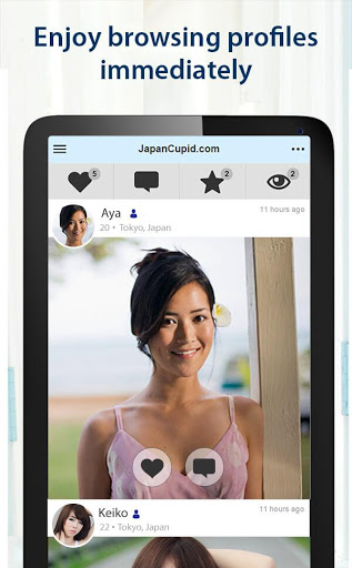 JapanCupid - Japanese Dating App 3.2.0.2662 Screenshots 10