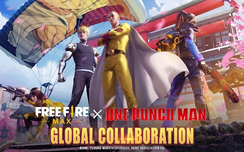 Garena Free Fire MAX Apk Mod + OBB/Data for Android. 7