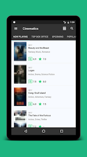 Cinematics: The Movie Guide