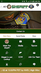 Tulare County Sheriff's Office For Pc – Download On Windows 7/8/10 And Mac Os 1