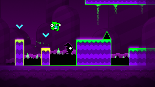 Geometry Dash World 1.03 screenshots 1
