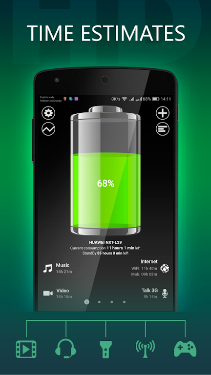 Battery HD Pro  poster 0