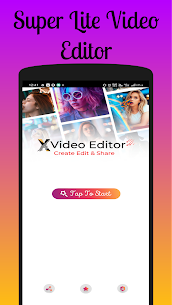 XVideo Editor : Best Video Editor App For Android 2