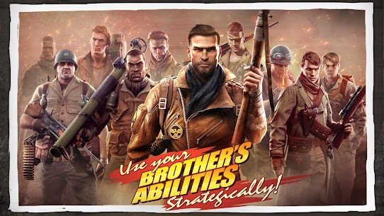 Brothers in Arms 3 MOD APK 1.5.2a 2