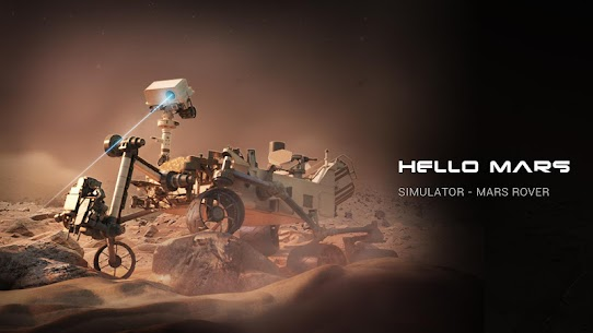 Hello Mars 1