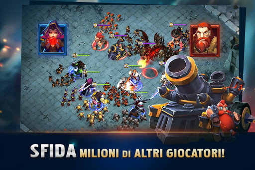 Clash of Lords 2: Italiano 1.0.194 screenshots 4