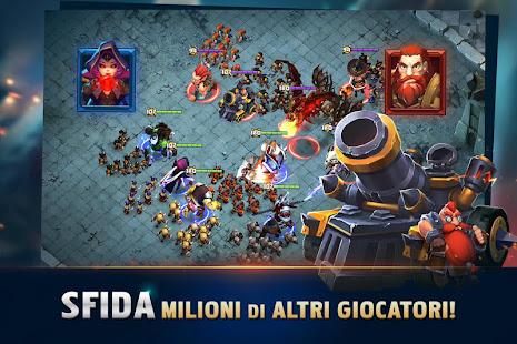 Clash of Lords 2: Italiano 1.0.205 screenshots 4