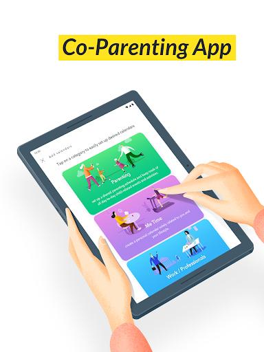AppClose - co-parenting app  Screenshots 9