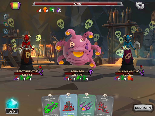 Dungeon Tales: RPG Card Game & Roguelike Battles  screenshots 11