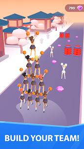 Free Cheerleader Run 3D 2