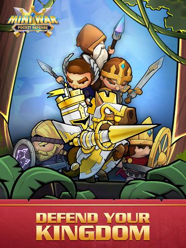 Mini War: Pocket Defense 0.9.4 screenshots 17