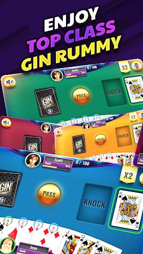 Gin Rummy modiapk screenshots 1
