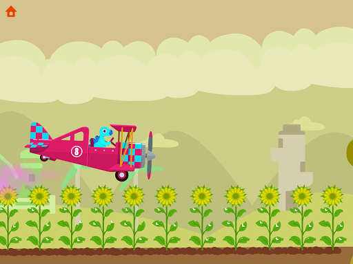 Dinosaur Farm - Tractor simulator games for kids screenshots 23