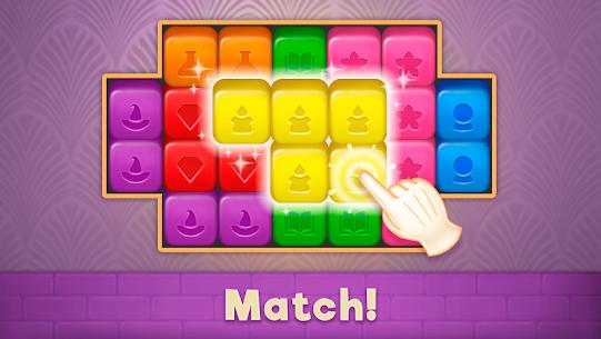 Magic Mansion: Match-3 1.17.270at Apk + Mod 3
