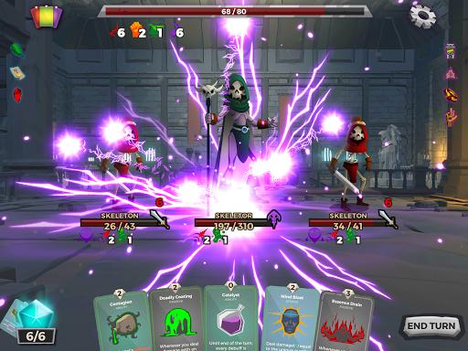 Dungeon Tales: RPG Card Game & Roguelike Battles  screenshots 12