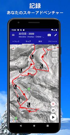 Ski Tracksのおすすめ画像2