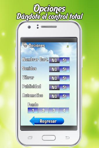 Baraja de Loteru00eda Mexicana screenshots 14