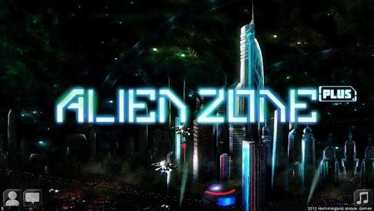Alien Zone Plus APK MOD HACK (SUPER MENU) 2
