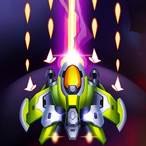 Space Force Alien Shooter War 1.5.6 by Sonat Studio logo