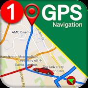 GPS Navigation & Map Direction - Route Finder