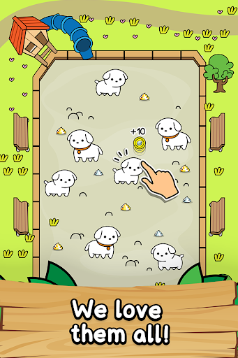 Dog Evolution - Clicker Game 1.0.6 screenshots 2