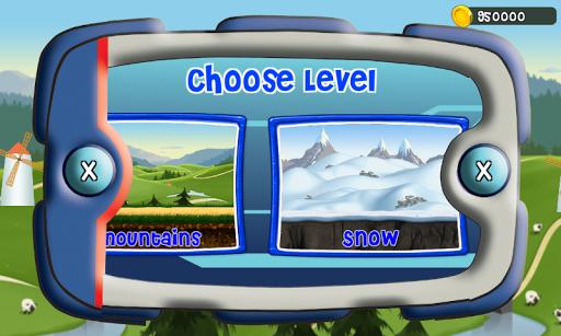 paw ryder atv climb racing screenshot 2