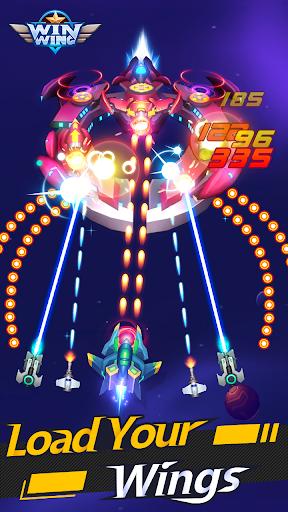 WinWing: Space Shooter 1.5.1 screenshots 1