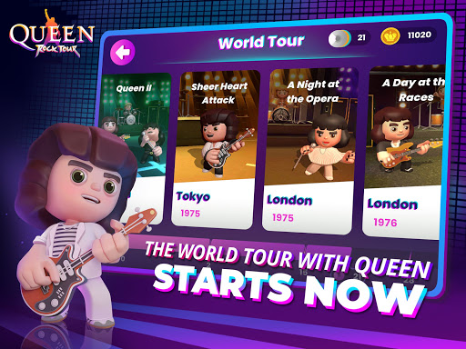 Queen: Rock Tour - The Official Rhythm Game 1.1.2 screenshots 14