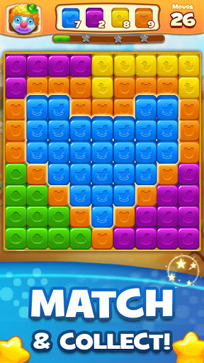 Toy & Toons Pop Cubes Blast 1.0.0 screenshots 4