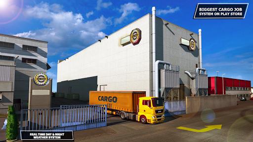 Silk Road Truck Simulator : 2021  screenshots 17