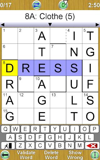 Barred Crossword 3.0.3 screenshots 22