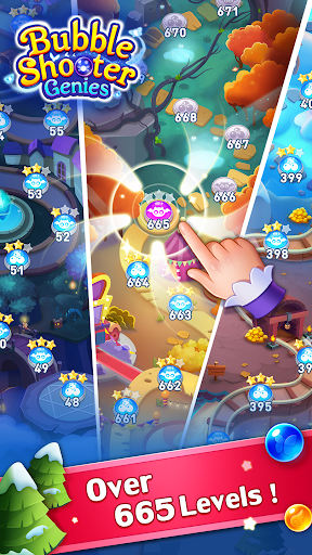 Bubble Shooter Genies 2.0.2 screenshots 4
