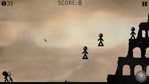 Stick Man Fight - Knife Hit & Throw Game! 2.5.0 screenshots 6