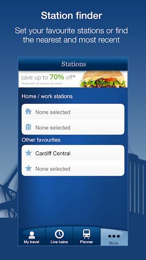 National Rail Enquiries 9.4.9 Screenshots 5