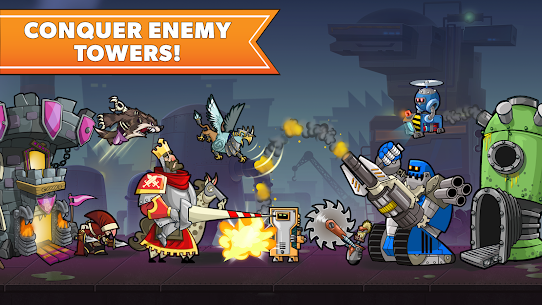 Tower Conquest Mod Apk (Unlimited Money) 3