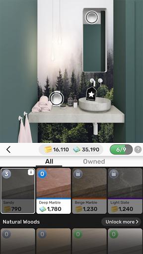 Home Design Star : Decorate & Vote  screenshots 6
