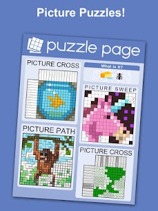 Puzzle Page – Crossword, Sudoku, Picross and more Apk Download 2021 4