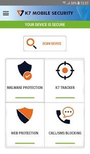 K7 Mobile Security MOD APK 3