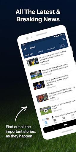 EPL Live: English Premier League scores and stats  Screenshots 1